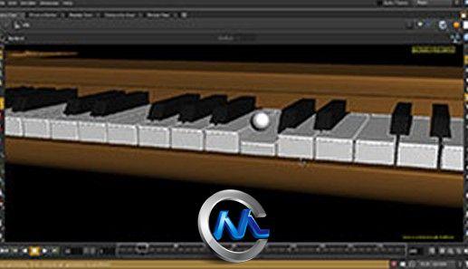 《Houdini中使用音频控制动画视频教程》cmiVFX Houdini Audio Driven Animation