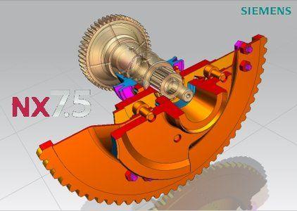 《CAD/CAM/CAE集成解决方案7.5.5.4升级包》Siemens PLM NX 7.5.5.4 MP07 Update