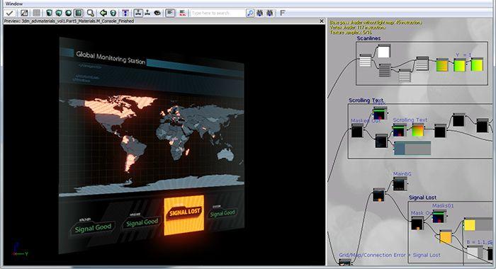 《UDK材质贴图视频教程第二季》3DMotive UDK Material Series Part 2