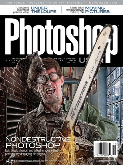 《Photoshop用户杂志2012年1-12月合辑》Photoshop User 2012 January–December