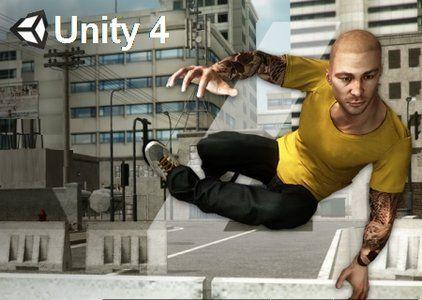 《游戏开发工具4.0》Unity 4.0