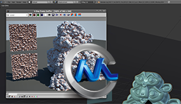 《Blender中VRay渲染流程视频教程》cmiVFX Blender to V-Ray Volume 3