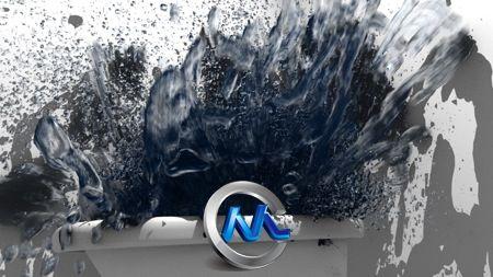 《Blender流体制作视频教程》cmiVFX Blender Advanced Fluids