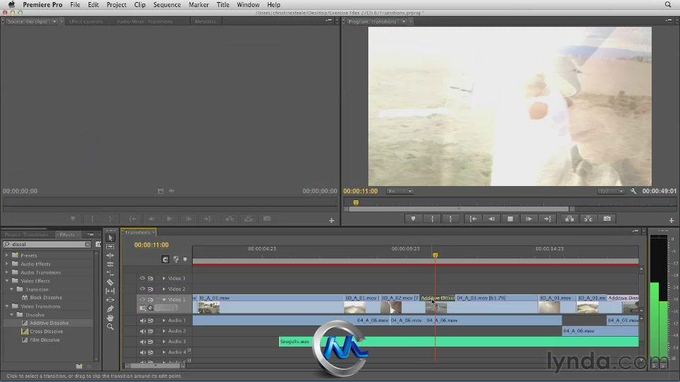 《Premiere叙事节奏剪辑教程教程技巧》Lyndbt5无线破解密码视频图片