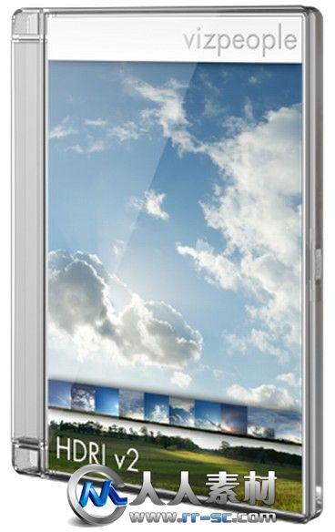 《全景天空图片合辑第二季》Viz-People HDRI v2