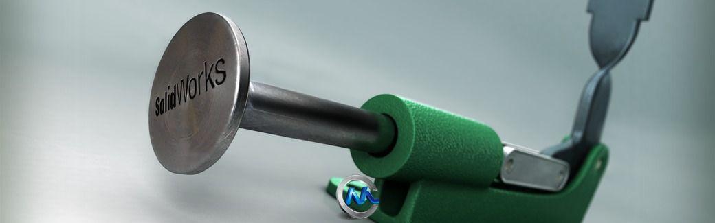 SolidWorks机械设计基础入门视频教程 Digital-Tutors Getting Started in SolidWorks