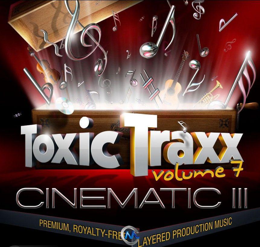 DJ最强音乐库第七辑-电影电视预告片III DigitalJuice Toxic Traxx Volume 7 Cinematic III