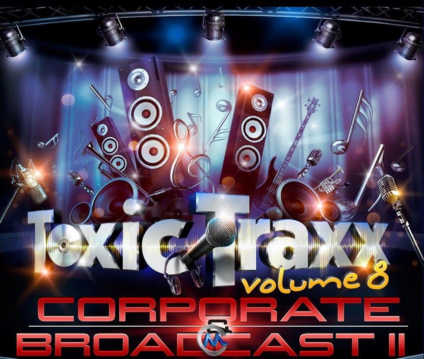 DJ最强音乐库第八季-广播电视与企业公司II DigitalJuice Toxic Traxx Volume 8 Corporate & Broadcast II