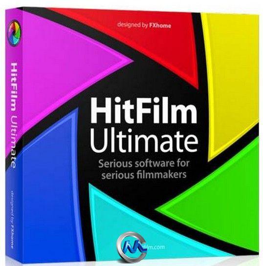 HitFilm电影编辑软件解决方案软件V2.0.2603版 HitFilm Ultimate 2.0.2603.62561 Win64