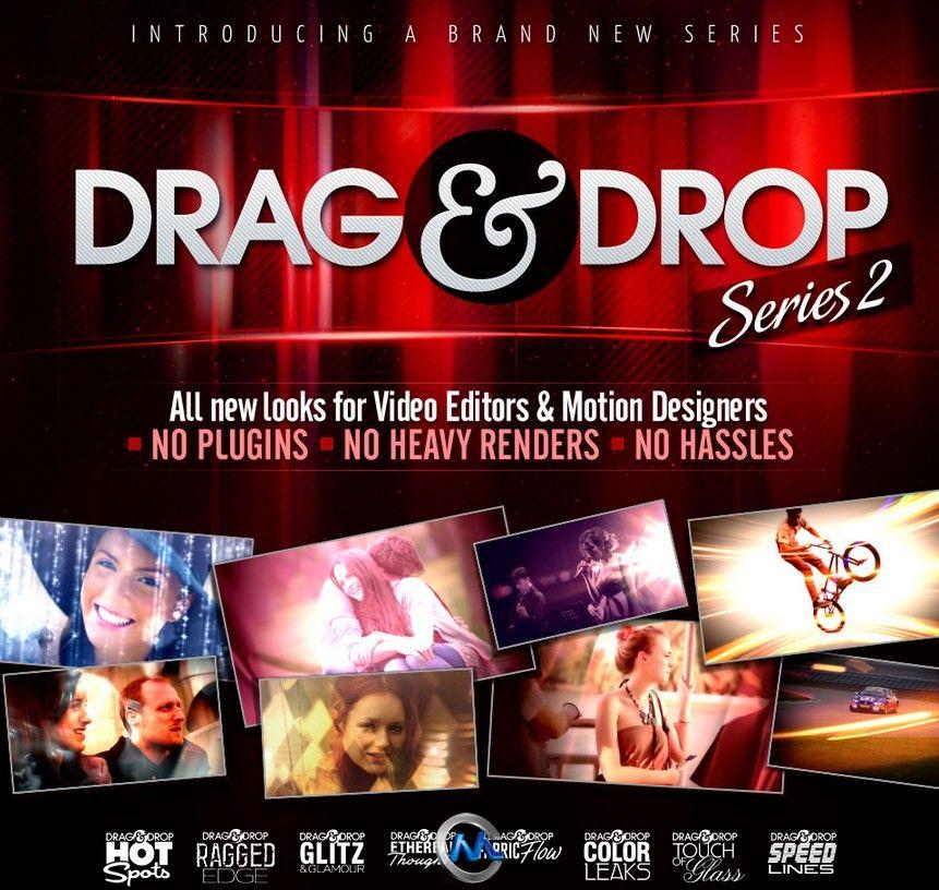 DJ美轮美奂系列背景视频素材合辑第二季Digital Juice Drag and Dro