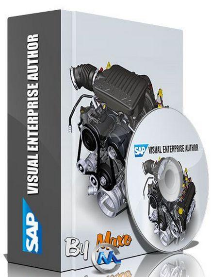 2D3D模型浏览及转换软件V7.1版 SAP Visual Enterprise Author v7.1.0.185 Win64