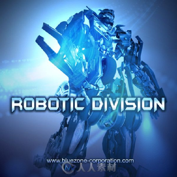 变形金刚科幻音效合辑 Robotic Division Sci Fi Sound Effects