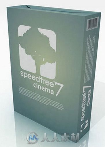 SpeedTree Cinema植物资料包V7.0.5版 SpeedTree Cinema 7.0.5 Library Full21 / 作者:抱着猫的老鼠 / 帖子ID:16503925,1439813