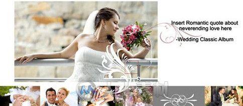 经典婚礼包装动画AE模板 RevoStock Wedding Classic Album