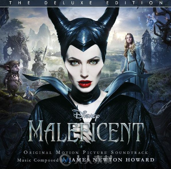 原声大碟 - 沉睡魔咒 James Newton Howard Maleficent Original Motion Picture Soundtrack Deluxe Edition