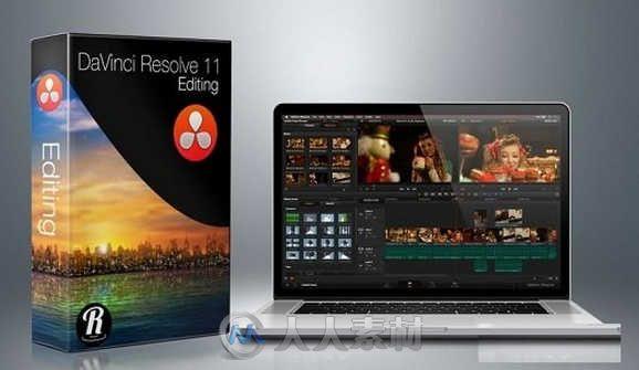 DaVinci Resolve 11视频编辑综合训练视频教程 Ripple Training Editing in DaVinci Resolve 11