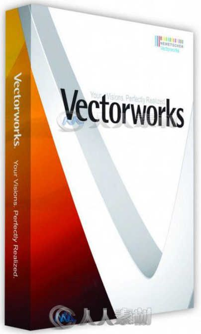 VectorWorks建筑与工业设计软件2016v.21.0.0 278524 Mac版 Vectorworks 2016 v.21.0.0 278524 Mac