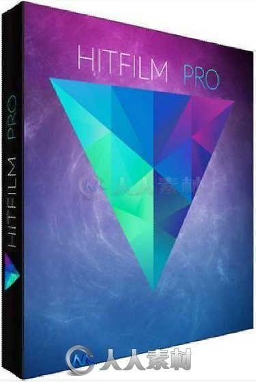 HitFilm电影编辑软件解决方案软件V4.0.5003.5402版 HitFilm 4 Pro 4.0.5003 build 5402 Win64