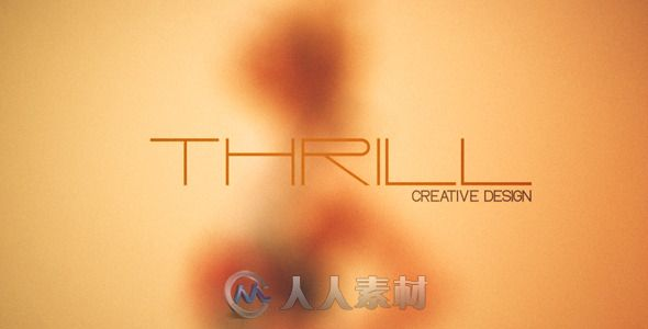 极速快感展示动画AE模板 Videohive Thrill 3032705