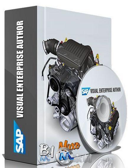 2D3D模型浏览及转换软件V8.0.401.57404版 SAP Visual Enterprise Author v8.0.401.57404 Win64