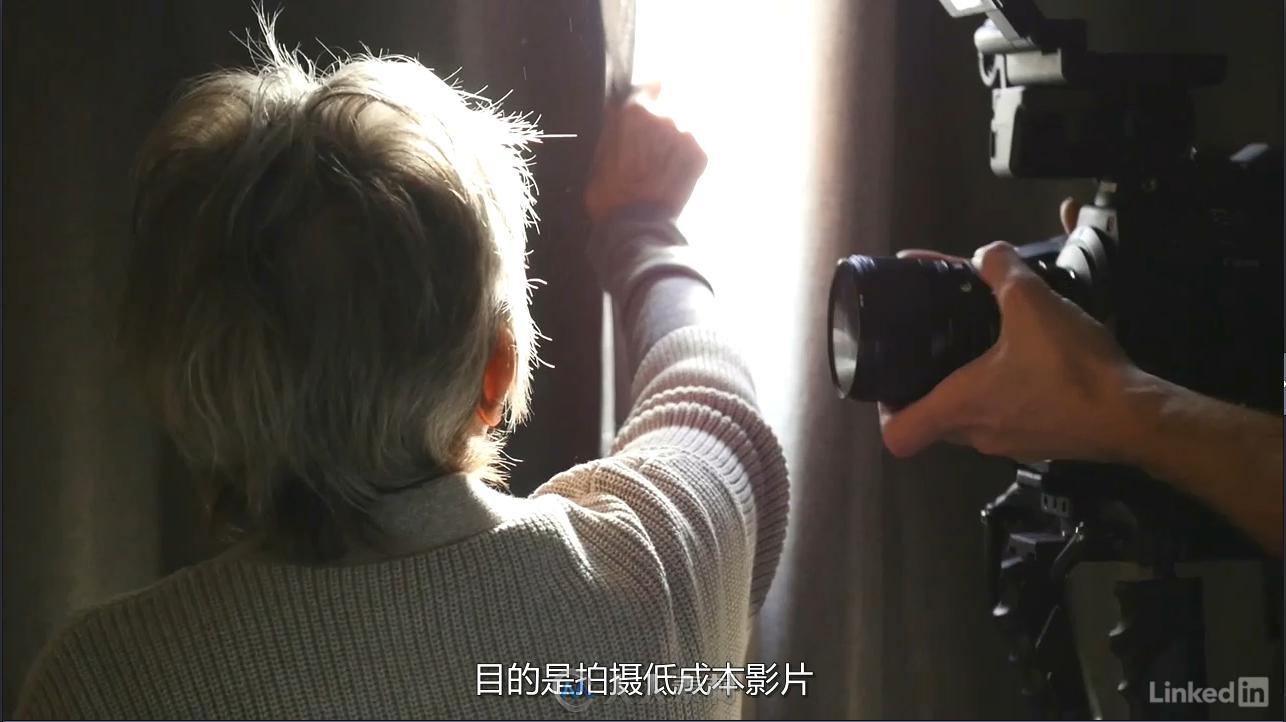 第74期中文字幕翻译教程《低成本影视片拍摄与后期制作视频教程》315素材字幕组