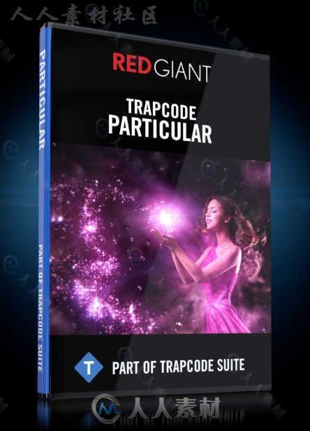RedGiant Trapcode红巨星视觉特效AE插件包V14.1.1版89 / 作者:抱着猫的老鼠 / 帖子ID:16744200,4705305