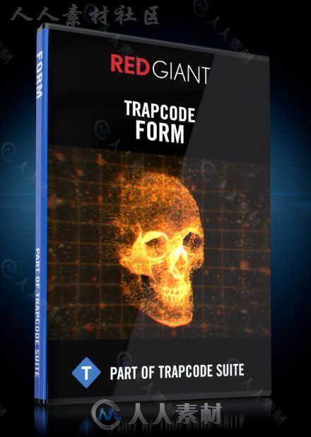 RedGiant Trapcode红巨星视觉特效AE插件包V14.1.1版99 / 作者:抱着猫的老鼠 / 帖子ID:16744200,4705305