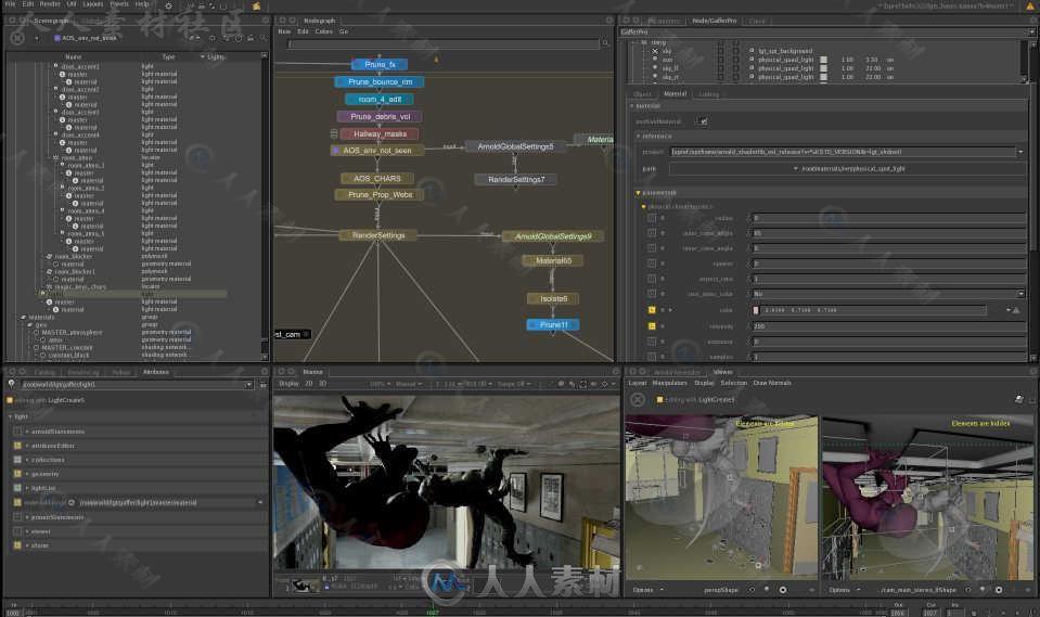 KATANA画面开发与照明工具3.5V1版