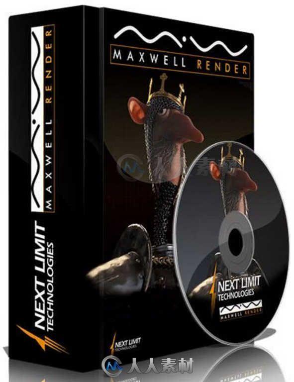 Maxwell Render麦克斯韦光谱渲染器ArchiCAD插件V3.2.3版 NEXTLIMIT MAXWELL RENDER FOR ARCHICAD V3.2.3 WIN MAC