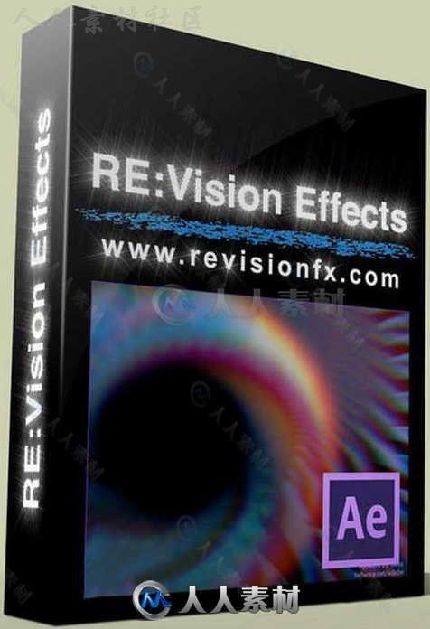 ReVisionFX视频特效插件合辑V2016.8版 REVISIONFX COLLECTION AUGUST 2016 WIN