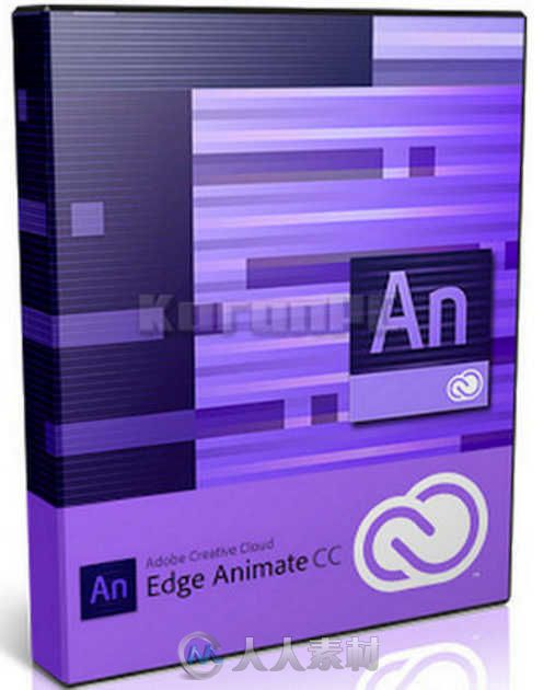 Adobe Animate CC交互设计软件V15.2.1.95版 ADOBE ANIMATE CC 2015.2 V15.2.1.95 WIN X64