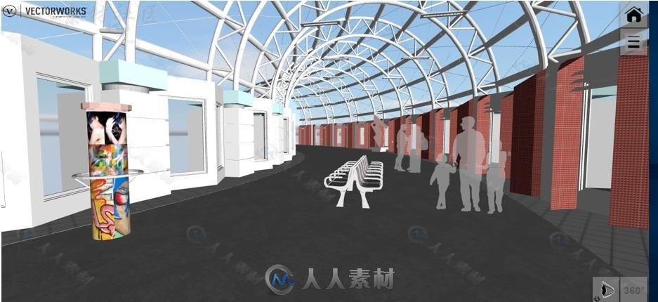 VectorWorks 2020建筑与工业设计软件SP1版