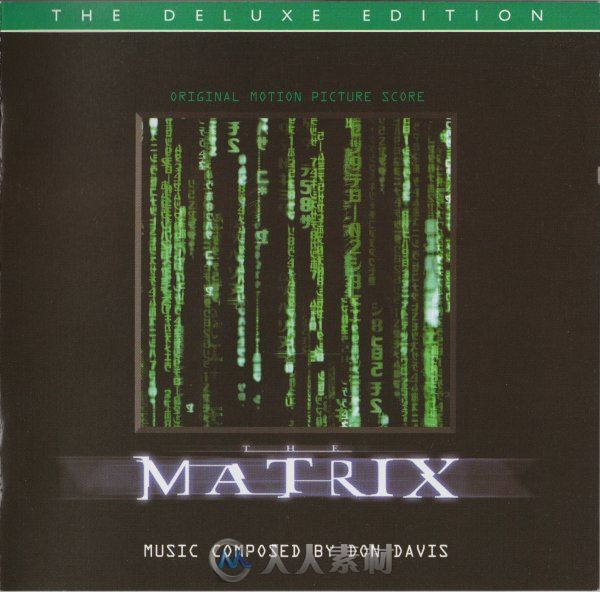 原声大碟 -黑客帝国 The Matrix