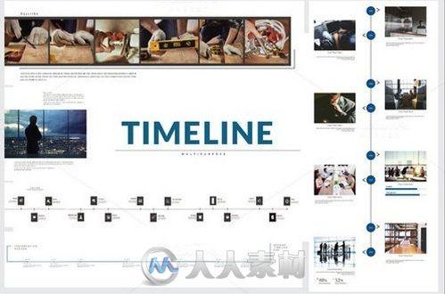 新创意商业展示KEYNOTE模板
