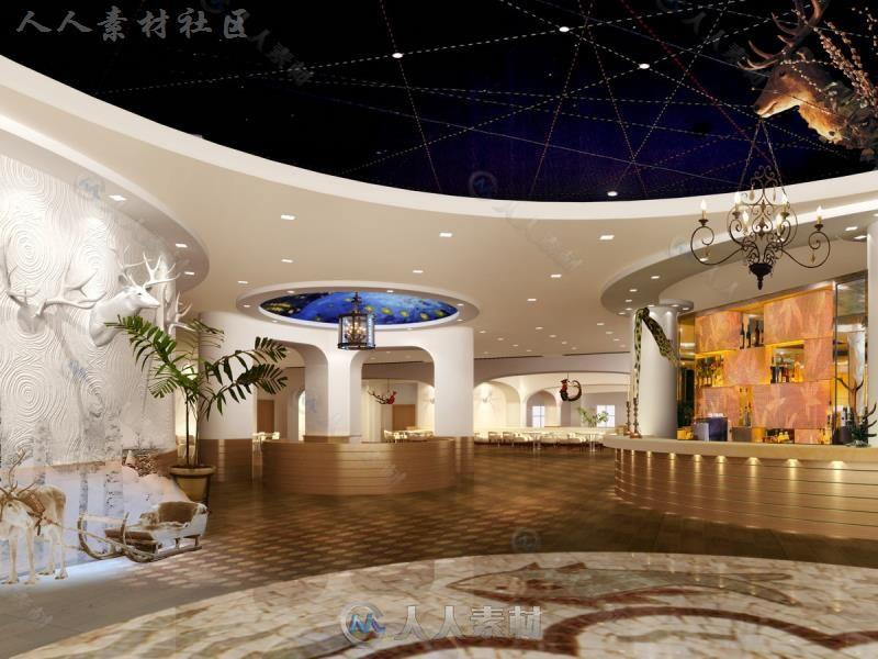 2014最新方案最新出品广场室内设计概念精品耀中联盟设计图图片