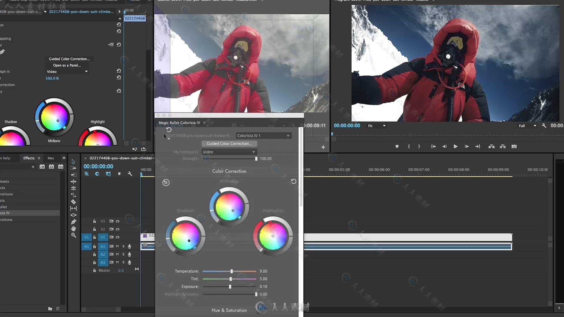 RedGiant机构出品的Magic Bullet Suite红巨星魔法视效插件包V13.0.9版