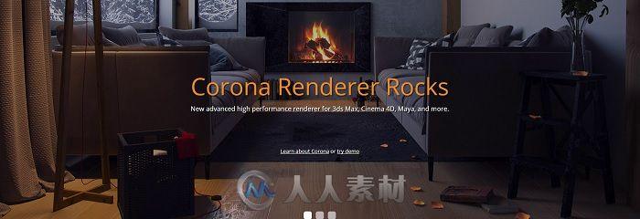 Corona Renderer超写实照片级渲染器3dsmax插件V3.0版83 / 作者:抱着猫的老鼠 / 帖子ID:16756783,5753922