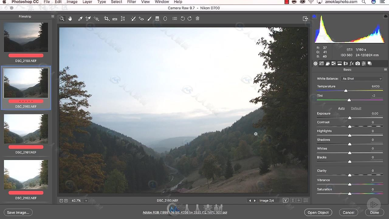 13 Importing RAW Images to the Adobe Camera RAW.mp4_20161222_120713.504.jpg