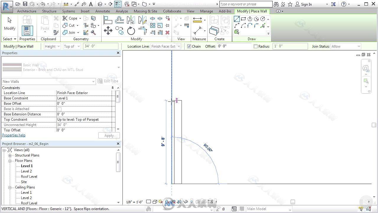 Revit中导入CAD文件使用技巧视频教程PLURcad块中筛选删除特定图片