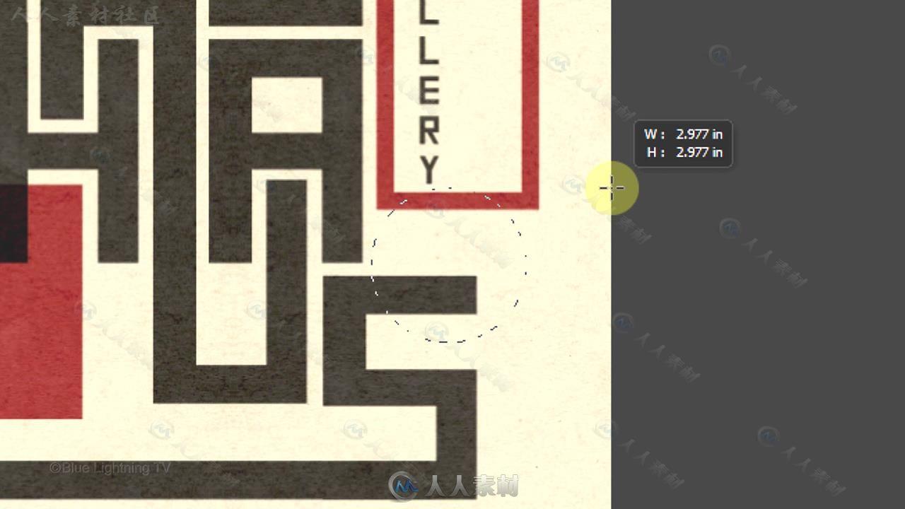 PS鼓舞包豪斯教程海报设计风格教程SKILLSH复古视频视频中国龙图片