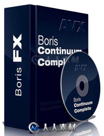 Boris Continuum Complete影视特效Adobe系列插件V11.0.0版