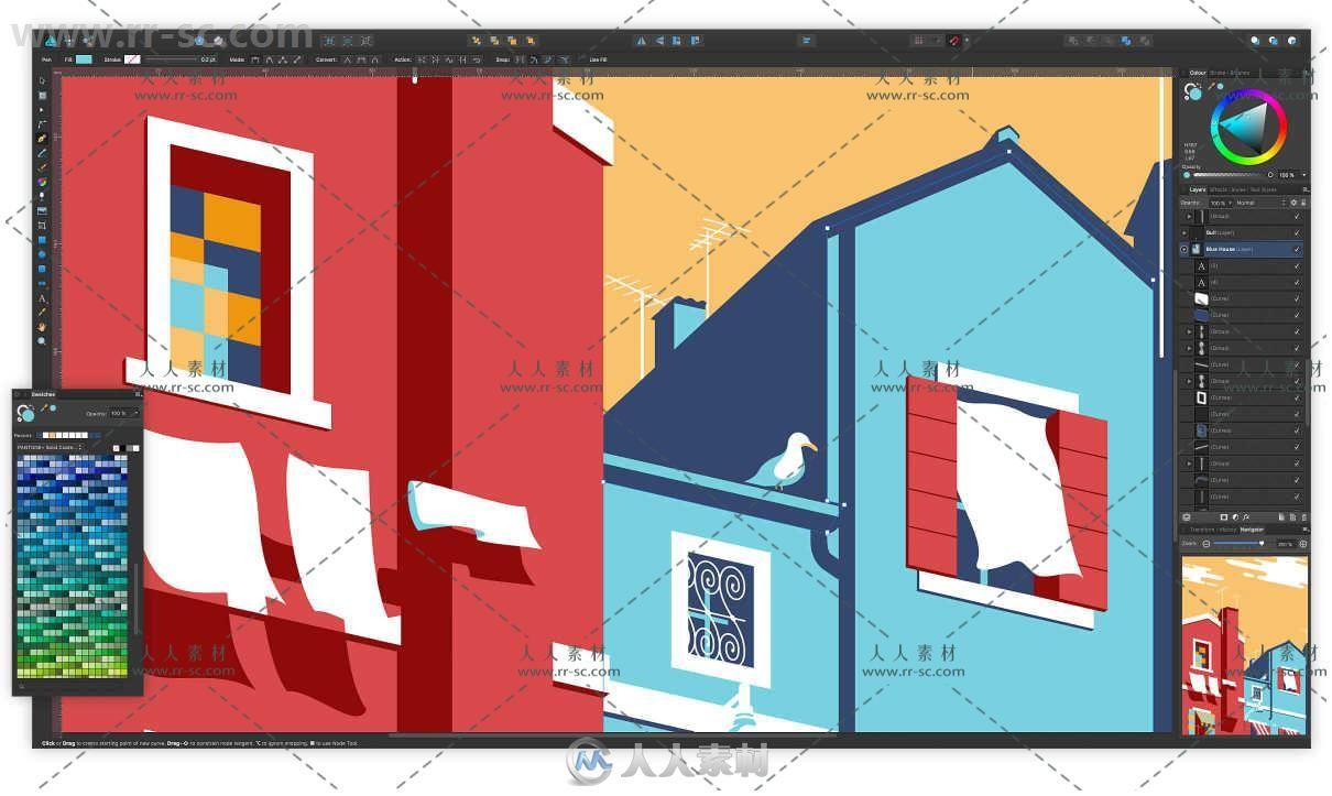 Affinity Photo与Designer专业级修图软件V1.7.0.380版37 / 作者:抱着猫的老鼠 / 帖子ID:16756954,5774912
