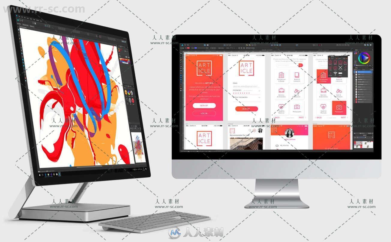 Affinity Photo与Designer专业级修图软件V1.7.0.380版82 / 作者:抱着猫的老鼠 / 帖子ID:16756954,5774912