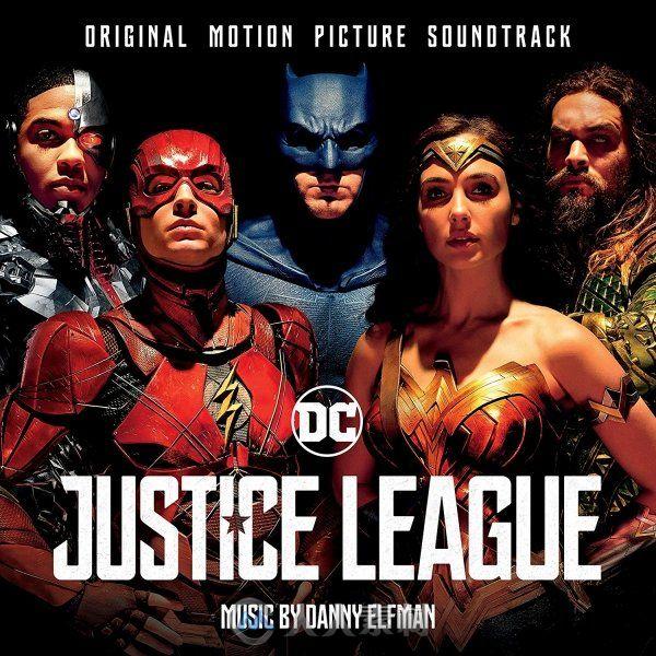 原声大碟 -正义联盟 Justice League