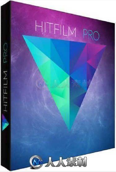 HitFilm剪辑合成软件V6.1.7208.42532版