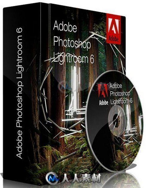 Lightroom CC图像管理工具V6.14版