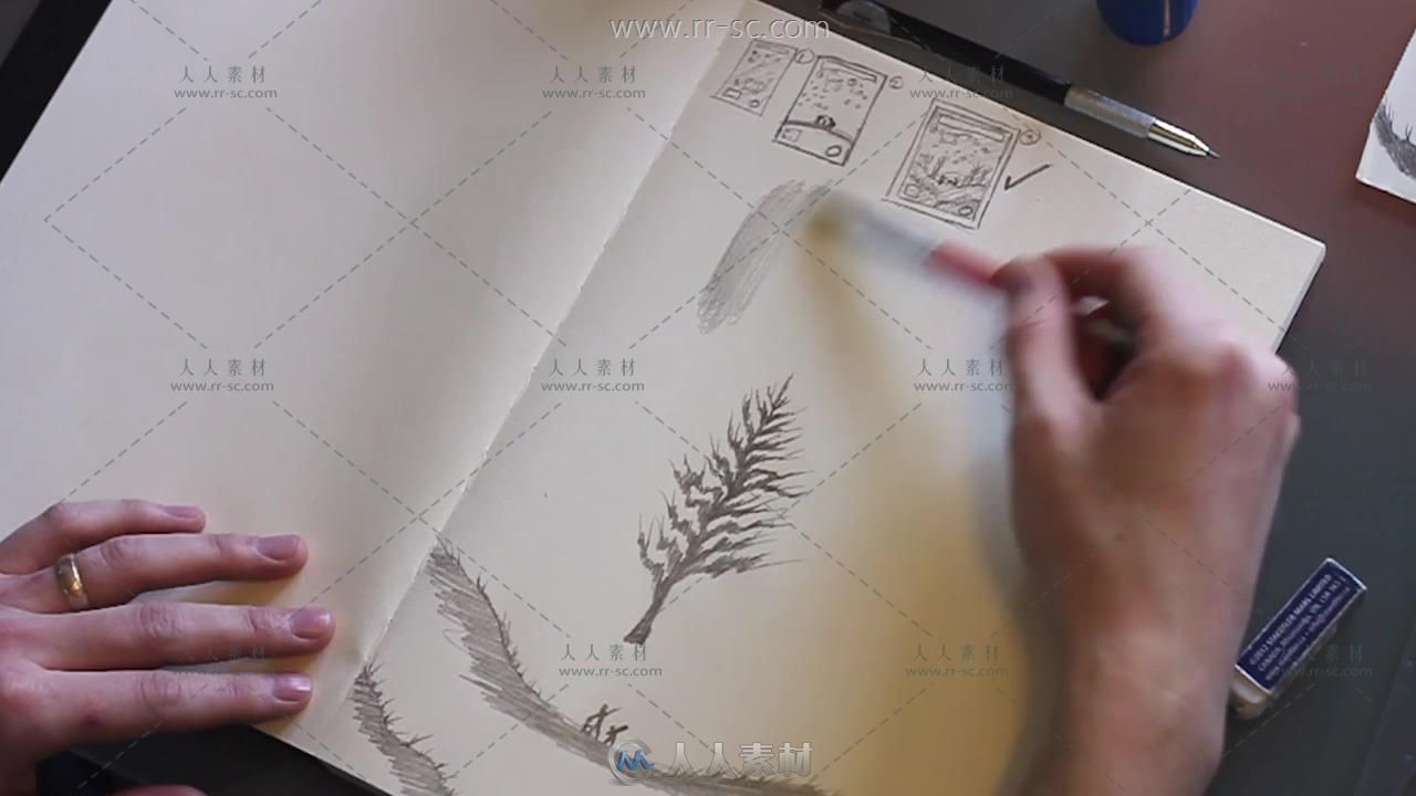 Illustrator制作一个儿童明星海报视频教程