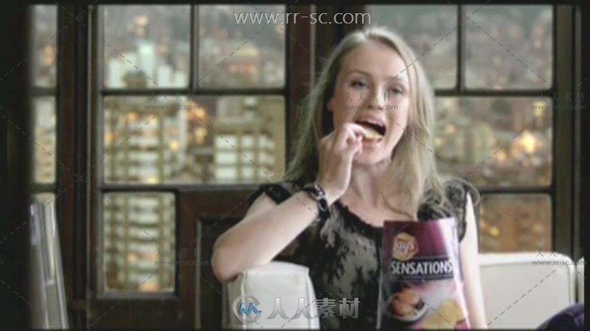 食品性能与用途高清实拍视频素材