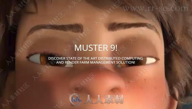 Virtual Vertex Muster渲染农场管理系统软件9.V9.0.1版