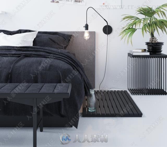 3dsky床具床品3D模型合集48 / 作者:抱着猫的老鼠 / 帖子ID:16743028,4560353